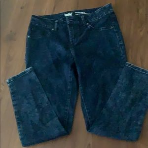 Mission denim jeans
